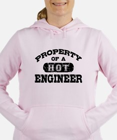 Unique Im an engineer Women's Hooded Sweatshirt