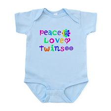 Slogan Infant Bodysuit