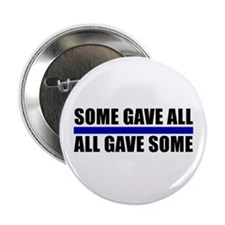 Some Gave All Blue Line Button