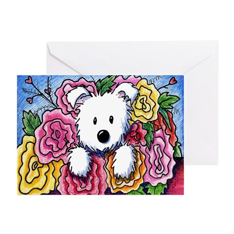 Mother's Day Bouquet Greeting Cards (Pk of 10)