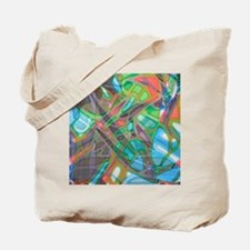 Colorful Stained Glass G2 Tote Bag