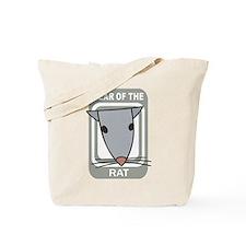 Year Of The Rat Tote Bag
