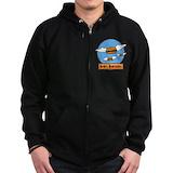 Bobsburgerstv Zip Hoodie (dark)