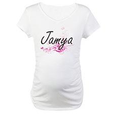 Jamya Artistic Name Design with Shirt