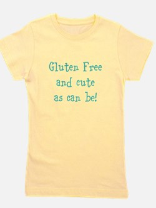Cute Celiac Girl's Tee