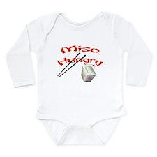 Cute Miso Long Sleeve Infant Bodysuit
