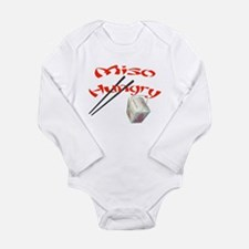 Funny Hungry baby Long Sleeve Infant Bodysuit