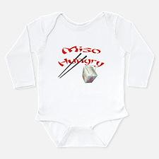 Unique Miso Long Sleeve Infant Bodysuit