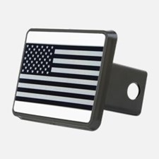 Subdued American Flag Hitch Cover