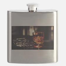 Ashtray Flask