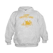 Unique Crystal lake camp Hoodie