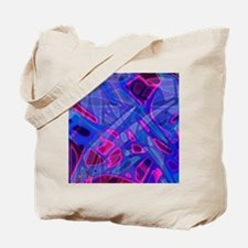 Colorful Stained Glass G5 Tote Bag