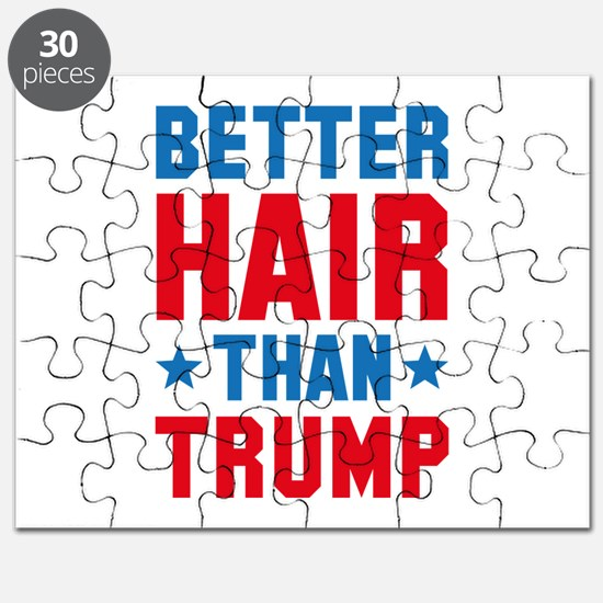 Better Hair Than Trump Puzzle