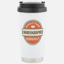choreographer vintage l Travel Mug