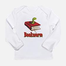 Unique Quotation Long Sleeve Infant T-Shirt