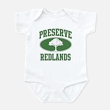 Preserve Redlands Infant Bodysuit
