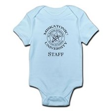 Miskatonic-Staff Infant Bodysuit