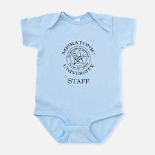 Miskatonic-Staff Infant Bodysuit