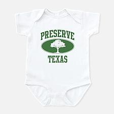 Preserve Texas Infant Bodysuit