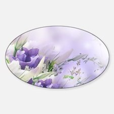 Beautiful Floral Decal