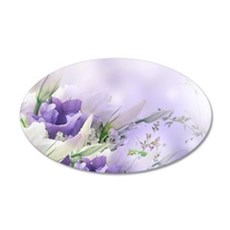 Beautiful Floral Wall Decal