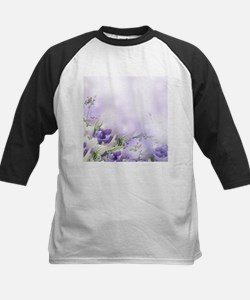 Beautiful Floral Baseball Jersey