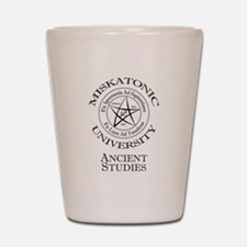 Miskatonic-Ancient Shot Glass