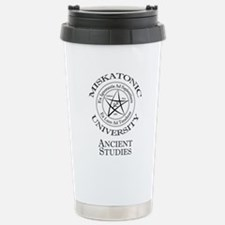 Miskatonic-Ancient Stainless Steel Travel Mug