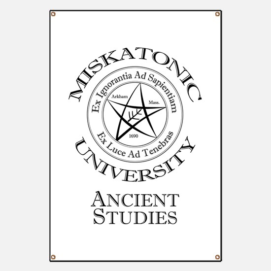 Miskatonic-Ancient Banner