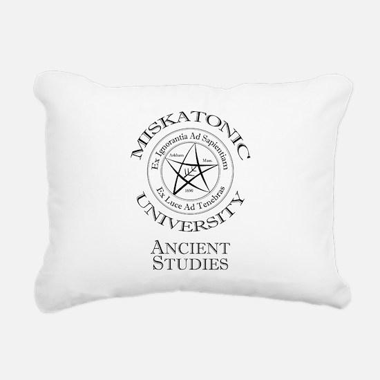 Miskatonic-Ancient Rectangular Canvas Pillow