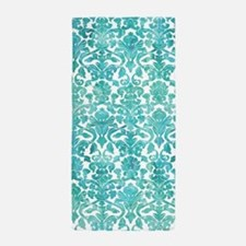 Unique Damask Beach Towel