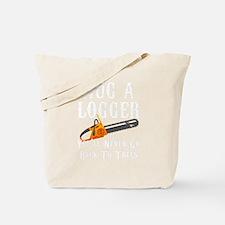 Unique Logging Tote Bag