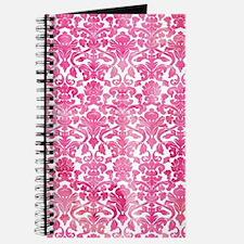 Cool Fuchsia Journal