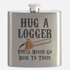 Cute Logging Flask