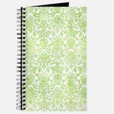 Cute Lime paint Journal