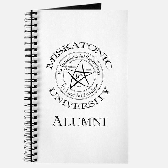 Miskatonic - Alumni Journal