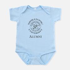 Miskatonic - Alumni Infant Bodysuit