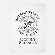Miskatonic - Occult 5'x7'Area Rug