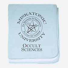 Miskatonic - Occult baby blanket