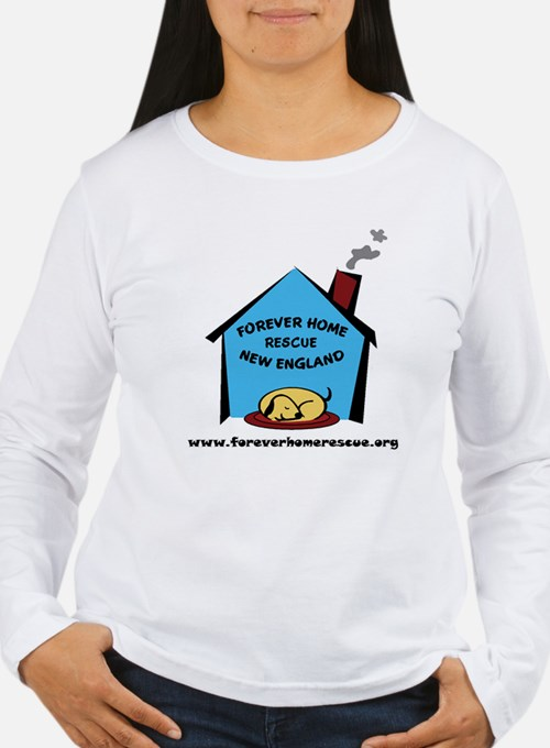 Cute Forever home rescue T-Shirt