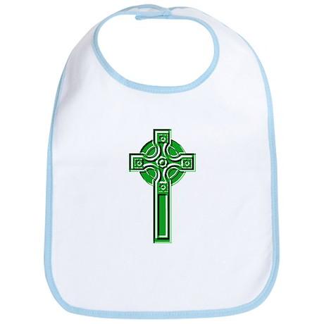Celtic Ringed Cross Bib