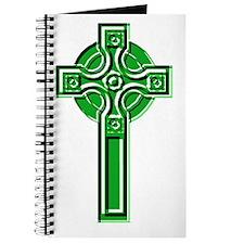 Celtic Ringed Cross Journal