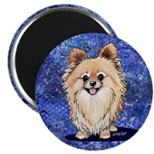 Bella Galaxy Pom Magnet