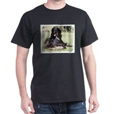 Cute Afghan hound T-Shirt