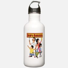 Bob's Burger Hero Fami Water Bottle