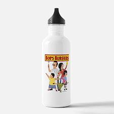 Bob's Burger Hero Fami Water Bottle