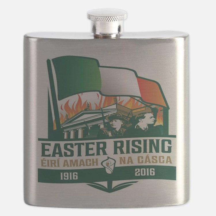 Easter Rising (Gaelic) Flask