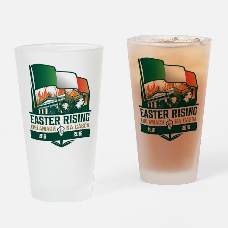 Easter Rising (Gaelic) Drinking Glass