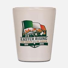 Easter Rising (Gaelic) Shot Glass