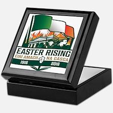 Easter Rising (Gaelic) Keepsake Box